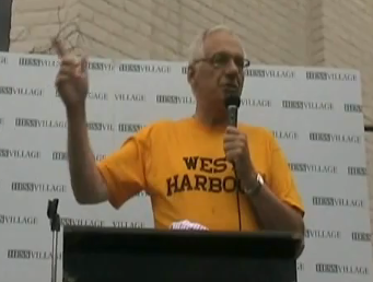 Bob Bratina West Harbour Rally