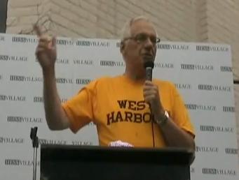 Bob Bratina West Harbour Rally